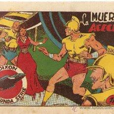 Tebeos: RED DIXON Nº 59 SEGUNDA SERIE (ORIGINAL) EDITORIAL MARCO 1955. Lote 26658888