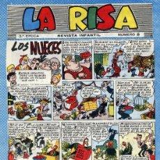 Tebeos: LA RISA Nº 8 (EDITORIAL MARCO). Lote 26911846