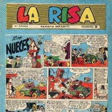 Tebeos: LA RISA Nº19 (EDITORIAL MARCO). Lote 26911840