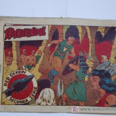 Tebeos: RED DIXON Nº 25 2ª SERIE ORIGINAL. Lote 27035743