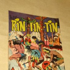Tebeos: RIN TIN TIN Nº 156. BEYLOC, CASTILLO, FRANCO CAPRIOLI, BONO, MARTÍNEZ OSETE. EDITORIAL MARCO 1958.. Lote 27394397