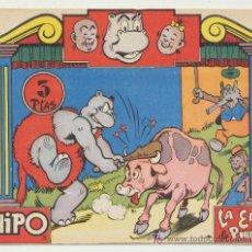 Tebeos: HIPO COLOR. Nº 3. MARCO 1962.. Lote 20577786