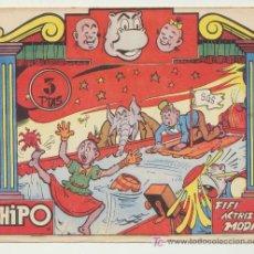 Tebeos: HIPO COLOR. Nº 4. MARCO 1962.. Lote 20577813