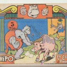 Tebeos: HIPO COLOR. Nº 3. MARCO 1962.. Lote 20577846
