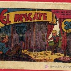 Tebeos: LOS NIÑOS AVENTUREROS , EDITORIAL MARCO , EL RESCATE . 20 CTS.. Lote 24252122