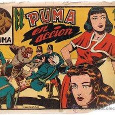 Tebeos - El Puma nº 10. - 22369104