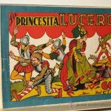 Tebeos - LA PRINCESITA LUCERO - EDITORIAL MARCO AÑO 1945 ?? - 22400486