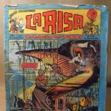 Tebeos: COMIC, LA RISA, EN EL MUNDO DEL SILENCIO, Nº 125, EDITORIAL, MARCO, BARCELONA. Lote 22469046