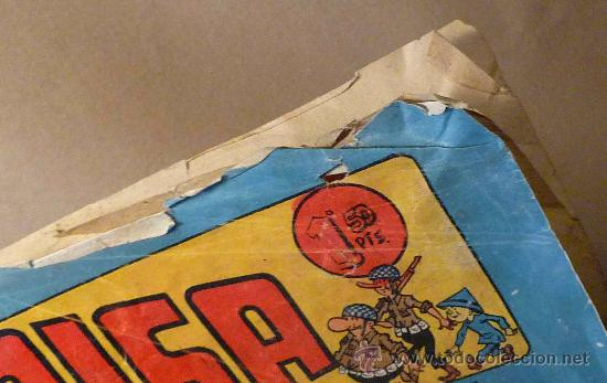 Tebeos: COMIC, LA RISA, EN EL MUNDO DEL SILENCIO, Nº 125, EDITORIAL, MARCO, BARCELONA - Foto 2 - 22469046