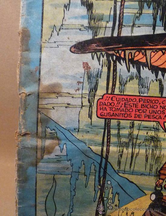 Tebeos: COMIC, LA RISA, EN EL MUNDO DEL SILENCIO, Nº 125, EDITORIAL, MARCO, BARCELONA - Foto 3 - 22469046