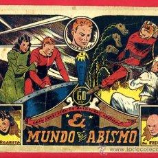 Tebeos: JAIME BAZAN , EL MUNDO DEL ABISMO, EDITORIAL MARCO , ORIGINAL. Lote 22723600