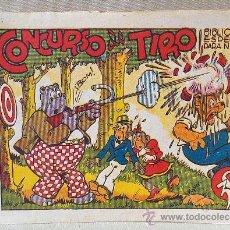 Tebeos: TBO, COMIC, BIBLIOTECA ESPECIAL PARA NIÑOS, CONCURSO DE TIRO, HIPO, GRAFICAS MARCO, 1940S. Lote 23349443