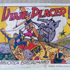 Tebeos: TBO, COMIC, BIBLIOTECA ESPECIAL PARA NIÑOS, VIAJE DE PLACER, HIPO, GRAFICAS MARCO, 1940S. Lote 23359309
