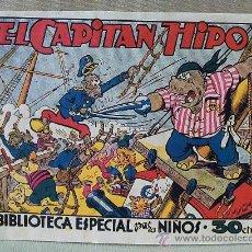Tebeos: TBO, COMIC, BIBLIOTECA ESPECIAL PARA NIÑOS, CAPITAN HIPO, HIPO, GRAFICAS MARCO, 1940S. Lote 23359391
