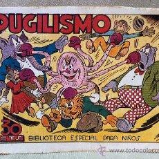 Tebeos: TBO, COMIC, BIBLIOTECA ESPECIAL PARA NIÑOS, PUGILISMO, HIPO, GRAFICAS MARCO, 1940S. Lote 23359497