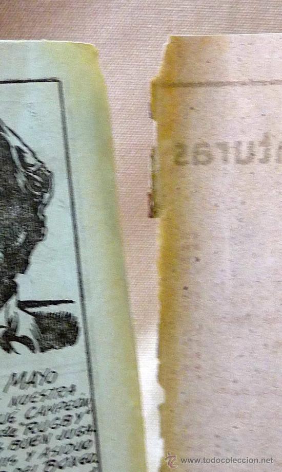Tebeos: TBO, COMIC, BIBLIOTECA ESPECIAL PARA NIÑOS, VIAJE DE PLACER, HIPO, GRAFICAS MARCO, 1940s - Foto 2 - 23359309