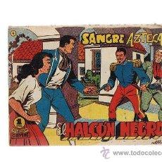 Tebeos: EL HALCÓN NEGRO Nº 4. MARCO 1959.. Lote 23595122