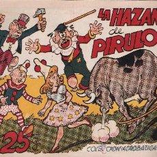 Tebeos: LA HAZAÑA DE PIRULO.. Lote 23725266