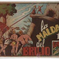 Tebeos: CASTOR EL INVENCIBLE Nº 21.. Lote 23840105