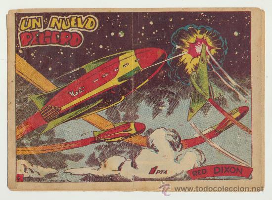 RED DIXON Nº 6. (Tebeos y Comics - Marco - Red Dixon)