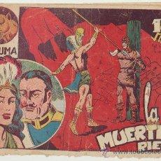Giornalini: EL PUMA Nº 22. MARCO 1952.. Lote 24367848