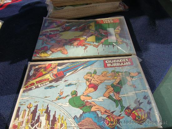 RED DIXON TERCERA SERIE SUELTA Y COMPLETA (Tebeos y Comics - Marco - Red Dixon)