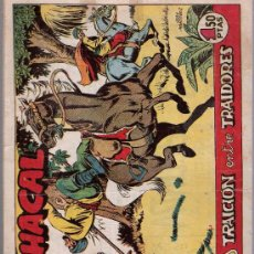 Tebeos: EL CHACAL Nº 14. MARCO 1959.. Lote 25020051
