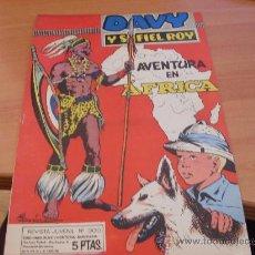 Comics - DAVY Y SU FIEL ROY Nº 300 ( RIN-TIN-TIN ) ( ORIGINAL ED. MARCO ) NUEVO ( T1) - 25871859