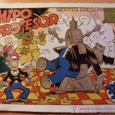 Tebeos: HIPO . PROFESOR. BIBLIOTECA ESPECIAL PARA NIÑOS ( ORIGINAL ED. MARCO 30 CTS ) ( ES ). Lote 26160906