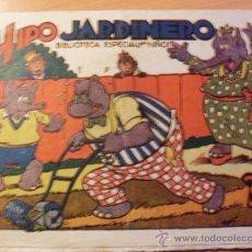 Tebeos: HIPO BIBLIOTECA ESPECIAL PARA NIÑOS .HIPO JARDINERO ( ORIGINAL ED. MARCO ) ( ES ). Lote 26203240