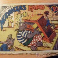 Tebeos: HIPO . MUDANZAS HIPO. BIBLIOTECA ESPECIAL PARA NIÑOS ( ORIGINAL ED. MARCO 30 CTS ) ( ES ). Lote 26205665