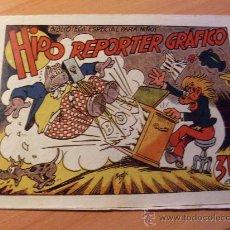Tebeos: HIPO . HIPO REPORTER GRAFICO . BIBLIOTECA ESPECIAL PARA NIÑOS ( ORIGINAL ED. MARCO 30 CTS ) ( ES ). Lote 26205789