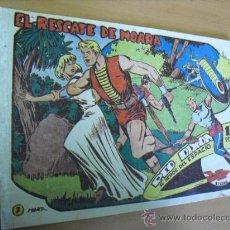 Tebeos: RED DIXON, Nº 7 EDITORAL MARCO, LOMO RESTAURADO RESTO NUEVO. Lote 26747166