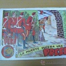Tebeos: EL PUMA Nº 59 SEGUNDA SERIE,DE MARCO 1953. Lote 27041129