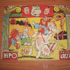 Tebeos: HIPO Nº 6 EN EL OESTE EDITORIAL MARCO 1962. Lote 27130289