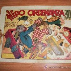 Tebeos: HIPO ORDENANZA BIBLIOTECA PARA NIÑOS ORIGINAL ED. MARCO. Lote 27223967