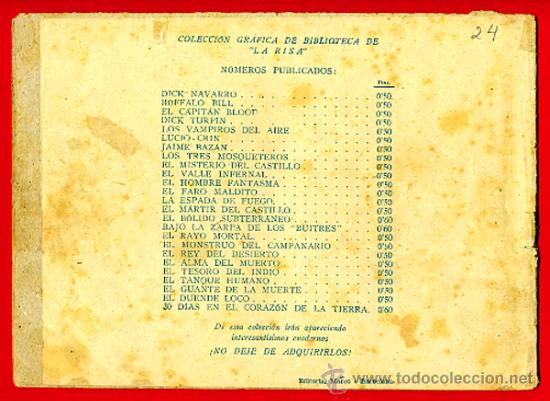 Tebeos: EL MONTE DE LOS DIAMANTES , AVENTURAS GRAFICAS , EDITORIAL MARCO , ORIGINAL , C24 - Foto 2 - 27236393