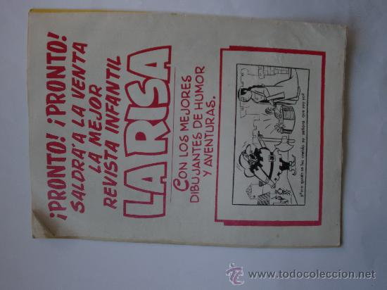 Tebeos: RIN TIN TIN Nº131 ORIGINAL - Foto 2 - 27987748