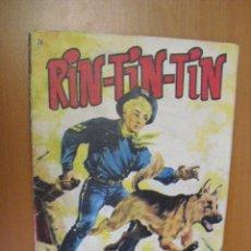 Tebeos: RIN-TIN-TIN Nº26 DE MARCO 1958 . Lote 28502329