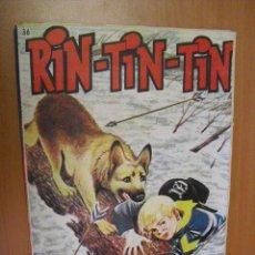 Tebeos: RIN-TIN-TIN Nº 36, DE MARCO 1958, . Lote 28502350