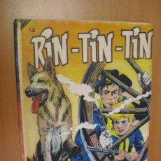 Tebeos: RIN-TIN-TIN Nº53 DE MARCO 1958, ESTA BIEN. Lote 28502372