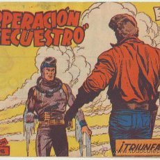 BDs: OPERACIÓN SECUESTRO Nº 14. MARCO 1959. ULTIMO DE LA COLECCIÓN. Lote 28549955