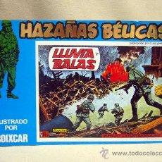 Tebeos: COMIC, HAZAÑAS BELICAS, LLUVIA Y BALAS, MARCO IBERICA, 1973,4 NUMEROS, Nº 157, 158, 159 Y 160. Lote 28686460