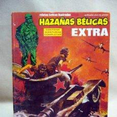 Tebeos: COMIC, HAZAÑAS BELICAS, EXTRA, MARCO IBERICA, 3 NUMEROS,1973. Lote 28686913