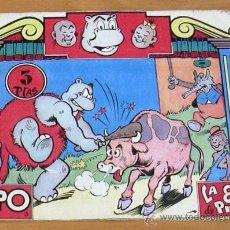 Tebeos: HIPO COLOR Nº 3 - EDITORIAL MARCO,1962. Lote 28890662