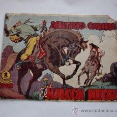 Tebeos: HALCON NEGRO Nº 2 ORIGINAL. Lote 29699207