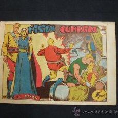 Tebeos: RED DIXON - PRIMERA SERIE - ULTIMO NUMERO Nº 70 - MISION CUMPLIDA - -. Lote 30287372