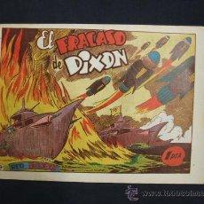 Tebeos: RED DIXON - PRIMERA SERIE - Nº 69 - EL FRACASO DE DIXON - -. Lote 30287412