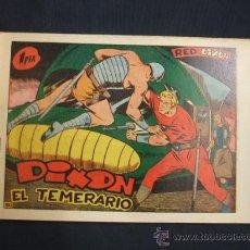 BDs: RED DIXON - PRIMERA SERIE - Nº 50 - DIXON EL TEMERARIO - MUY BUEN ESTADO -. Lote 30289204