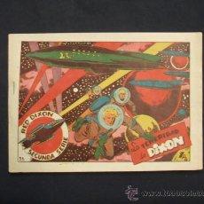 Tebeos: RED DIXON - 2ª SERIE - Nº 33 - LA TEMERIDAD DE DIXON - EDITORIAL MARCO - EXCELENTE ESTADO - . Lote 30508922